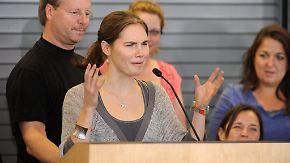 """""""Engel mit den Eisaugen"""" schuldig?: Prozess um Amanda Knox neu aufgerollt"""
