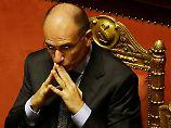 Renzi will Amt übernehmen: Italiens Ministerpräsident Letta tritt zurück