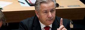 Nur der größere Partner profitiert: Wowereit fürchtet Bündnis mit CDU
