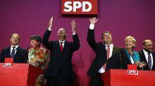 Schwarz-Rot ist heikel für die SPD, Schwarz-Grün aber auch: Die Genossen stecken in der Koalitionsfalle