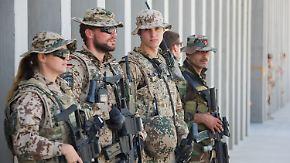 Abzug nach zehn Jahren: Bundeswehr verlässt Kundus