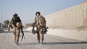 Sicherheitslage weiter brisant: Bundeswehr zieht sich aus Kundus zurück