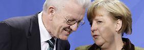 Person der Woche: Angela Merkel wagt vier Tricks