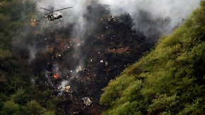 Nahe Islamabad: Airbus stürzt bei Landung ab