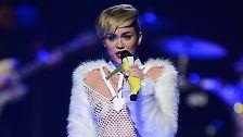 Von Hannah Montana zur Geili Miley: Der irre Wandel der Miley Cyrus