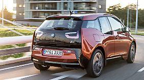 """""""Auto für Automobilpioniere"""": i3 soll BMW frischen Energiekick bringen"""