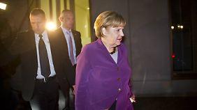 Höflichkeiten nach erstem Treffen: Schwarz-grüne Sondierungsgespräche werden fortgesetzt