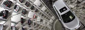 Pkw-Neuzulassungen in EU steigen: Autokäufer geben Zurückhaltung auf