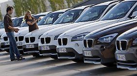 Noch kein Grund zum Feiern: Europäer kaufen wieder mehr Autos