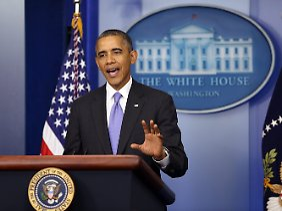 Barack Obama kann das Gesetz endlich unterschreiben.
