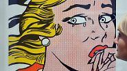 Lichtensteins Pop-Art: Oh, Roy