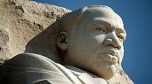 Predigt-Gedanken für 31.000 Dollar: Martin Luther Kings Notizen unterm Hammer