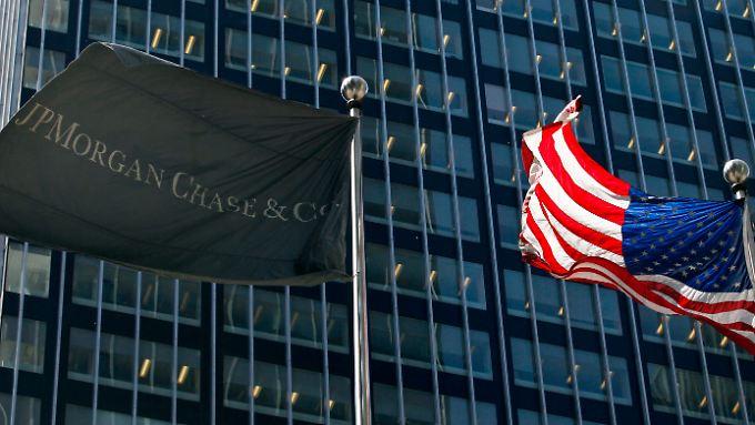 JP Morgan gilt eigentlich als einer der großen Gewinner der Finanzkrise. Doch es gibt zahlreiche Rechtsstreitigkeiten.