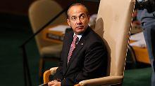 Mexikanischer Staatschef unter US-Beobachtung: NSA las Calderóns E-Mails