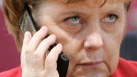 US-Botschafter einbestellt: NSA hört offenbar Merkels Dienst-Handy ab