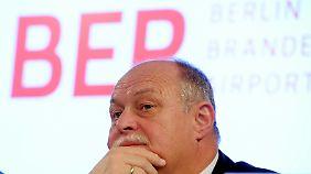 Punktsieg für Mehdorn: BER-Aufsichtsrat sägt Technik-Chef Amann ab