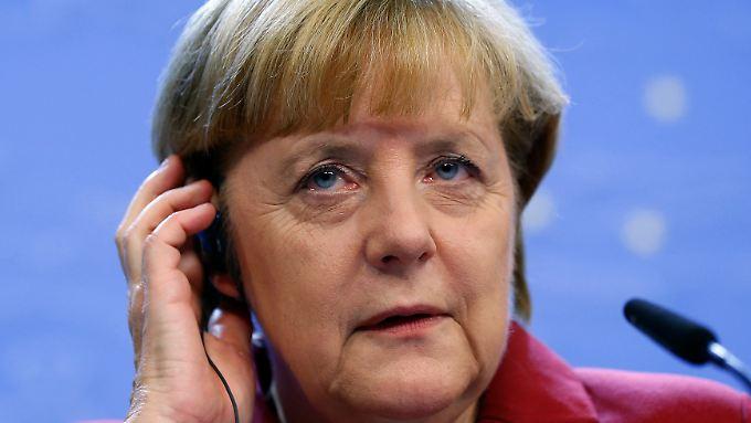 Hier hört auch Merkel mit - bislang ist jedoch sie abgehört worden.
