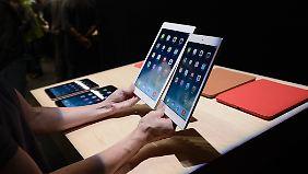 n-tv Ratgeber: Die neuen iPads von Apple unter der Lupe