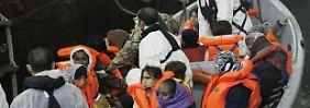 """EU-Gipfel vertagt Flüchtlingspolitik: """"Afrika leidet vor unserer Haustür"""""""