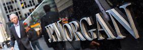 Nächste Milliardenstrafe: JP Morgan zahlt ersten Teil der Mega-Buße