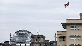 Datenspionage beenden: Deutschland und Brasilien fordern UN-Resolution