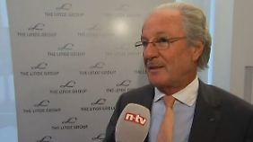 """Wolfgang Reitzle im n-tv Interview: """"Kann sein, dass ich in den Aufsichtsrat komme"""""""