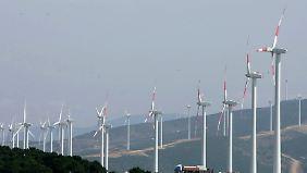 Windpark Dhar Saadane.
