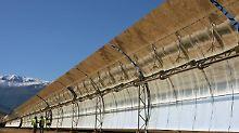 Ehrgeizige Ziele: Afrika treibt Wüstenstromprojekt allein voran