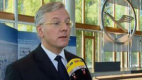 """Lufthansa-Chef Franz im Interview: """"Wir sind in einigen Segmenten nicht mehr wettbewerbsfähig"""""""