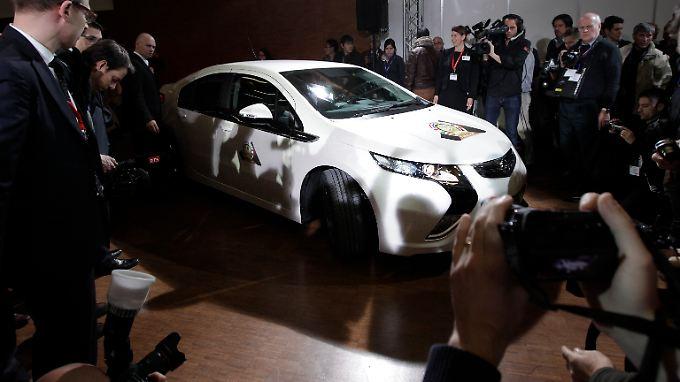 Opel gehört für die Auto-Experten zu den Gewinnern derzeit.