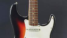 Teuerste Gitarre der Welt versteigert: Bob Dylans Klampfe erzielt Rekordpreis