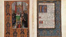 Das teuerste Buch der Welt: Rothschild-Gebetbuch wird erneut versteigert