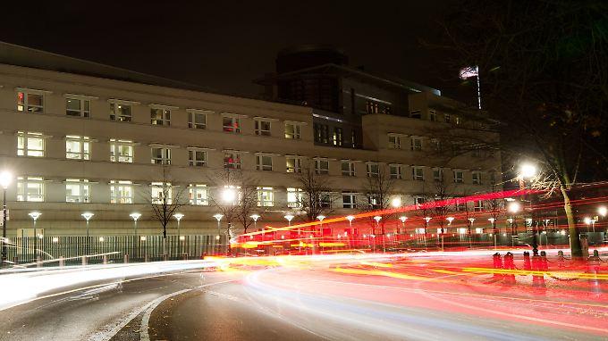 Medienberichten zufolge ein Horchposten: Die US-Botschaft in Berlin.