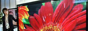LCD und OLED sind in: Panasonic baut keine Plasma-TV mehr