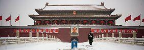 Skigebiet liegt fünf Stunden entfernt: Peking bewirbt sich um Winterspiele 2022