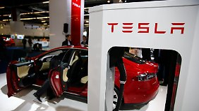 Im vierten Quartal will Tesla knapp unter 6000 Fahrzeuge des Model S verkaufen.