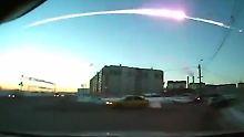 Extreme Sprengkraft über Tscheljabinsk: Meteorit war stärker als 30 Atombomben