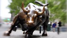 Sorgen an der Wall Street: Handelskampf drückt auf Technologiewerte
