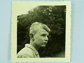 Herbert Wargenau im Jahr 1938