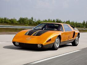 Zum ersten Mal gezeigt wird der C111 auf der IAA 1969.