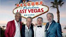"""Auch der Herbst hat schöne Tage: """"Last Vegas"""" für Fortgeschrittene"""
