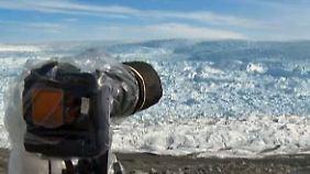 Erschreckender Dokumentarfilm: Das ewige Eis liegt im Sterben