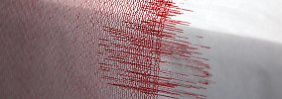 Trotz modernster Messtechniken sind Erdbeben nur schwer vorherzusehen.