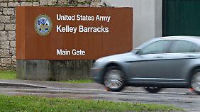 Das Afrika-Kommando der US-Streitkräfte ist in den Kelley Barracks in Stuttgart untergebracht.