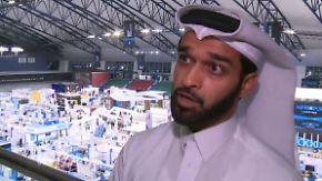 """Katar gerät unter Druck: """"Wir wollen Vorurteile aus dem Weg räumen"""""""