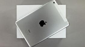 So edel und gut verarbeitet wie das iPad mini ist kein anderes Tablet seiner Größenklasse.