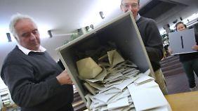 Einige bayerische Gemeinden stimmten im November gegen die Ausrichtung der Olympischen Spiele im Jahr 2022 in München.