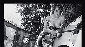 """""""The Cal"""" feiert 50. Geburtstag: Pirelli holt erotische Newton-Fotos aus dem Archiv"""