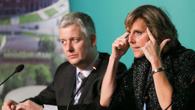 EU-Klimakommissarin Connie Hedegaard warf einer Reihe von Ländern vor, Fortschritte bei der Konferenz bewusst zu blockieren.