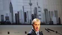 """Die """"Medizin"""" der EZB ist """"ungesund"""": Fitschen warnt vor Strafzinsen"""